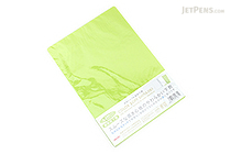 Kyoei Orions Color Soft Shitajiki Writing Board - A4 - Green - KYOEI CSS-A4-G