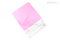 Kyoei Orions Color Soft Shitajiki Writing Board - A4 - Pink - KYOEI CSS-A4-P