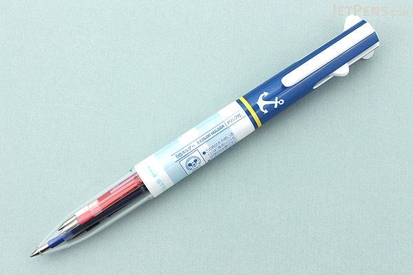 Uni Style Fit 5 Color Multi Pen Body Component - Disney Donald - UNI UE5H308DS.D