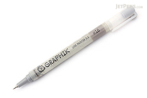 Derwent Graphik Line Painter Pen - #16 Jungle (Gray) - 0.5 mm - DERWENT 2302225