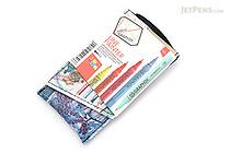 Derwent Graphik Line Painter Pen - 5 Color Set 1 - 0.5 mm - DERWENT 2302230