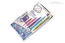 Derwent Graphik Line Painter Pen - 5 Color Set 3 - 0.5 mm - DERWENT 2302232