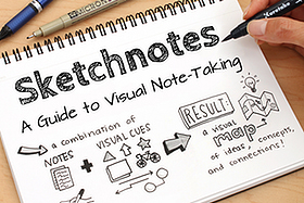 Sketchnotes: A Guide to Visual Note-Taking