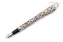 Retro 51 Tornado Fountain Pen - Prism EXT - Medium Nib - RETRO 51 VRF-1450-M