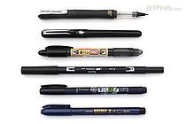 JetPens Brush Lettering Pen Sampler - JETPENS JETPACK-034