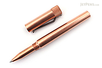 Karas Kustoms Render K Pen - Copper - 0.5 mm - Black Ink - KARAS KK-5044-COPPER