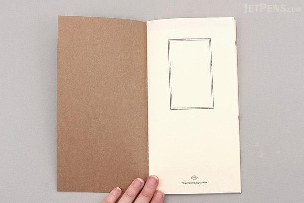 Traveler's Notebook Refill 018 - Regular Size - Weekly Planner - TRAVELER'S 14318006