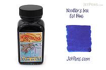 Noodler's Eel Blue Ink - 3 oz Bottle - NOODLERS 19203