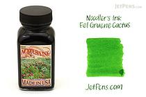 Noodler's Eel Gruene Cactus Ink - 3 oz Bottle - NOODLERS 19204