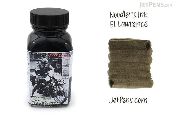 Noodler's El Lawrence Ink - 3 oz Bottle - NOODLERS 19076