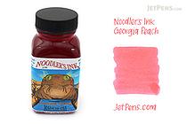 Noodler's Georgia Peach Ink - 3 oz Bottle - NOODLERS 19173