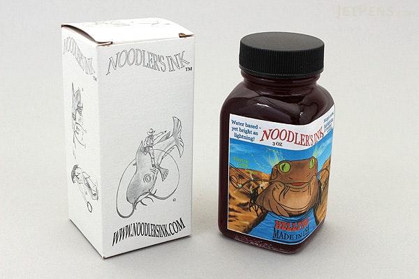 Noodler's Hellfire Ink - 3 oz Bottle - NOODLERS 19171