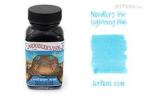 Noodler's Lightning Blue Ink - 3 oz Bottle - NOODLERS 19172