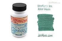 Noodler's Polar Green Ink - 3 oz Bottle - NOODLERS 19210