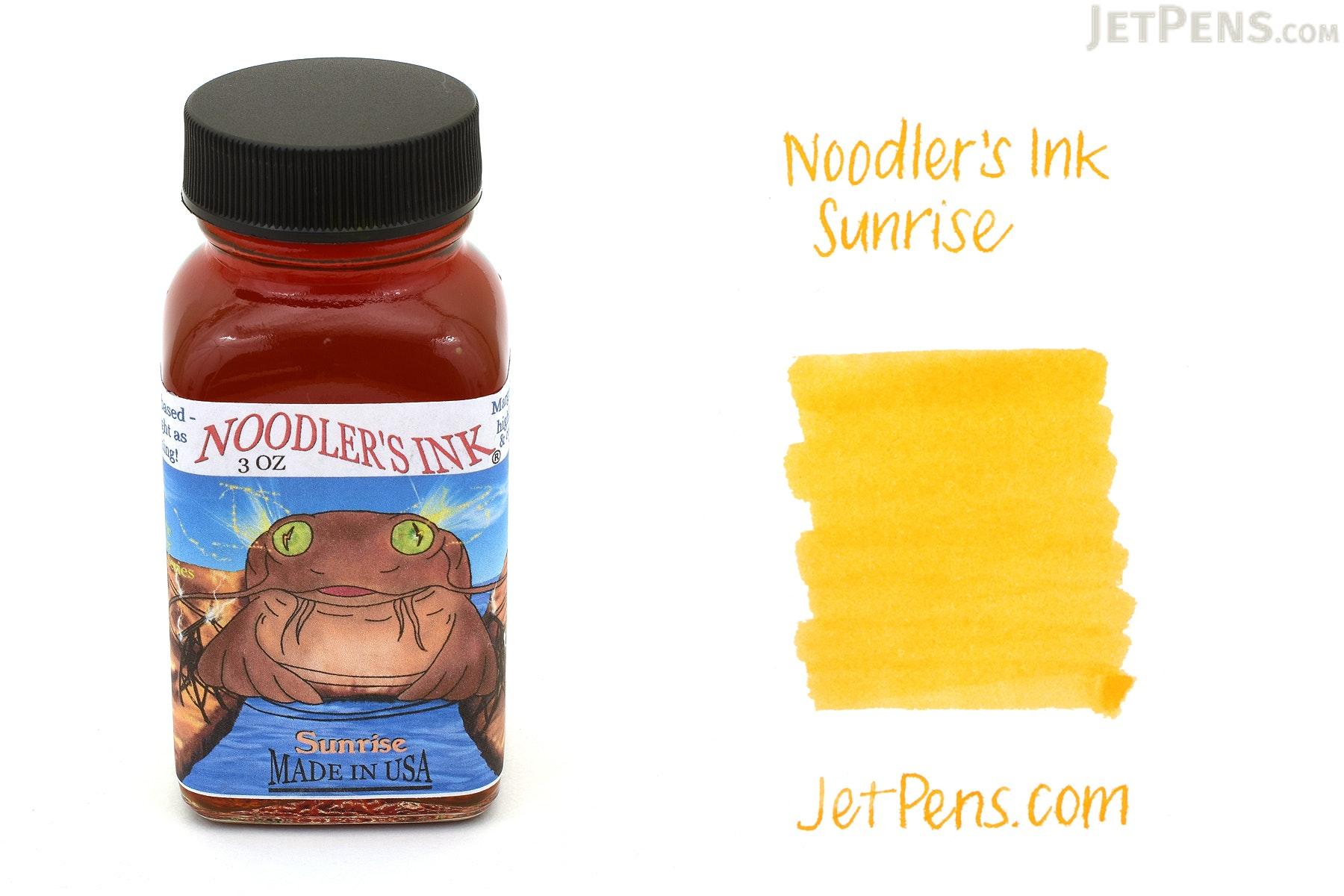 Noodler's Sunrise Ink - 3 oz Bottle - NOODLERS 19176