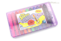 Mr. Sketch Scented Twistable Gel Crayons - 12 Color Set - MR SKETCH 1951333