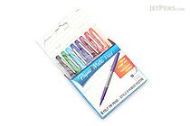 Paper Mate Flair Felt Tip Pen - Ultra Fine Point - 8 Color Set - PAPER MATE 62145