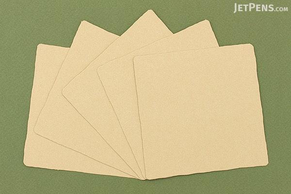 """Sakura Zentangle Renaissance - 12 Piece Drawing Set - Tan 3.5"""" x 3.5"""" Tiles - SAKURA 50112"""
