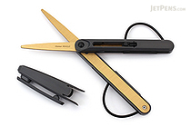 Raymay Pencut Titanium Coated Scissors - Gray - RAYMAY SH103N