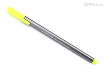 Staedtler Triplus Fineliner Pen - 0.3 mm - Neon Yellow - STAEDTLER 334-101