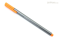 Staedtler Triplus Fineliner Pen - 0.3 mm - Neon Orange - STAEDTLER 334-401