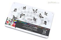 Uni No.888 Color Pencil - 36 Color Set - UNI 888 36C