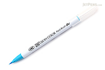 Kuretake Zig Clean Color Real Brush Pen - Cobalt Blue (031) - KURETAKE RB-6000AT-031