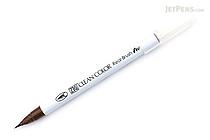 Kuretake Zig Clean Color Real Brush Pen - Mid Brown (065) - KURETAKE RB-6000AT-065