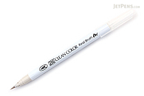 Kuretake Zig Clean Color Real Brush Pen - Warm Gray 2 (900) - KURETAKE RB-6000AT-900
