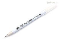 Kuretake Zig Clean Color Real Brush Pen - Warm Gray 2 (900) - KURETAKE RB-6000AT-900