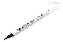 Kuretake Zig Clean Color Real Brush Pen - Natural Gray (902) - KURETAKE RB-6000AT-902