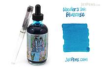 Noodler's Bluerase Ink - 4.5 oz Bottle with Free Pen - NOODLERS 19822