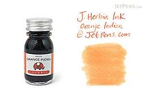 J. Herbin Orange Indien Ink (Indian Orange) - 10 ml Bottle - J. HERBIN H115/57