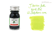 J. Herbin Vert Pré Ink (Meadow Green) - 10 ml Bottle - J. HERBIN H115/31