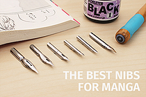 Guide to Manga Pen Nibs