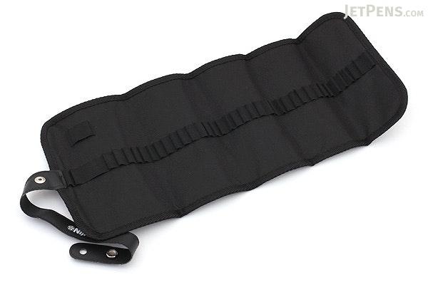 Yasutomo Niji Roll Multi-Purpose Pouch - Black - YASUTOMO WCPC24
