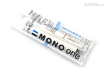 Tombow Mono One Eraser Refill - Pack of 2 - TOMBOW ER-SSM