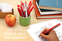 Essential Teaching Supplies: A Guide to Pens and Inks for Grading