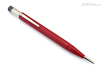 Autopoint Jumbo All-American Mechanical Pencil - 1.1 mm - Red Body - AUTOPOINT 360-1RD