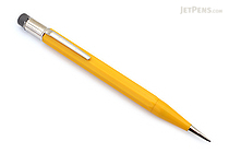 Autopoint Jumbo All-American Mechanical Pencil - 1.1 mm - Yellow Body - AUTOPOINT 360-1YE
