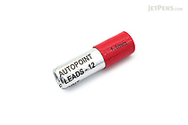 """Autopoint 1.375"""" Lead - 1.1 mm - B - Red - AUTOPOINT 813-1"""
