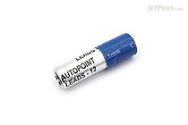 """Autopoint 1.375"""" Lead - 1.1 mm - B - Blue - AUTOPOINT 814-1"""