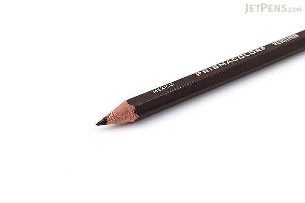 Prismacolor Verithin Colored Pencil - Dark Brown (VT 746) - PRISMACOLOR 2452