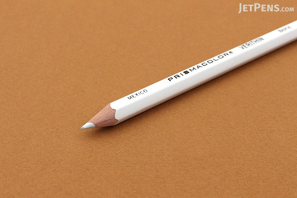 Prismacolor Verithin Colored Pencil - White (VT 734) - PRISMACOLOR 2429