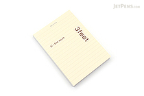 Maruman 3feet Notepad - B7 - 6 mm Rule - MARUMAN N764