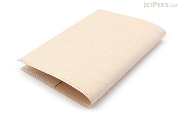"Midori MD Notebook Cover - Paper - 4"" x 6"" - MIDORI 49839006"