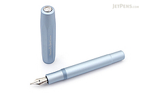 Kaweco AL Sport Fountain Pen - Light Blue - Extra Fine Nib - KAWECO 10001197