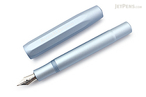 Kaweco AL Sport Fountain Pen - Light Blue - Fine Nib - KAWECO 10001198
