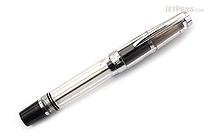 TWSBI Vac Mini Smoke Fountain Pen - Broad Nib - TWSBI M7445930