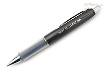Pilot Dr. Grip Limited Gel Pen - Gray Body - Black Ink - PILOT 36270
